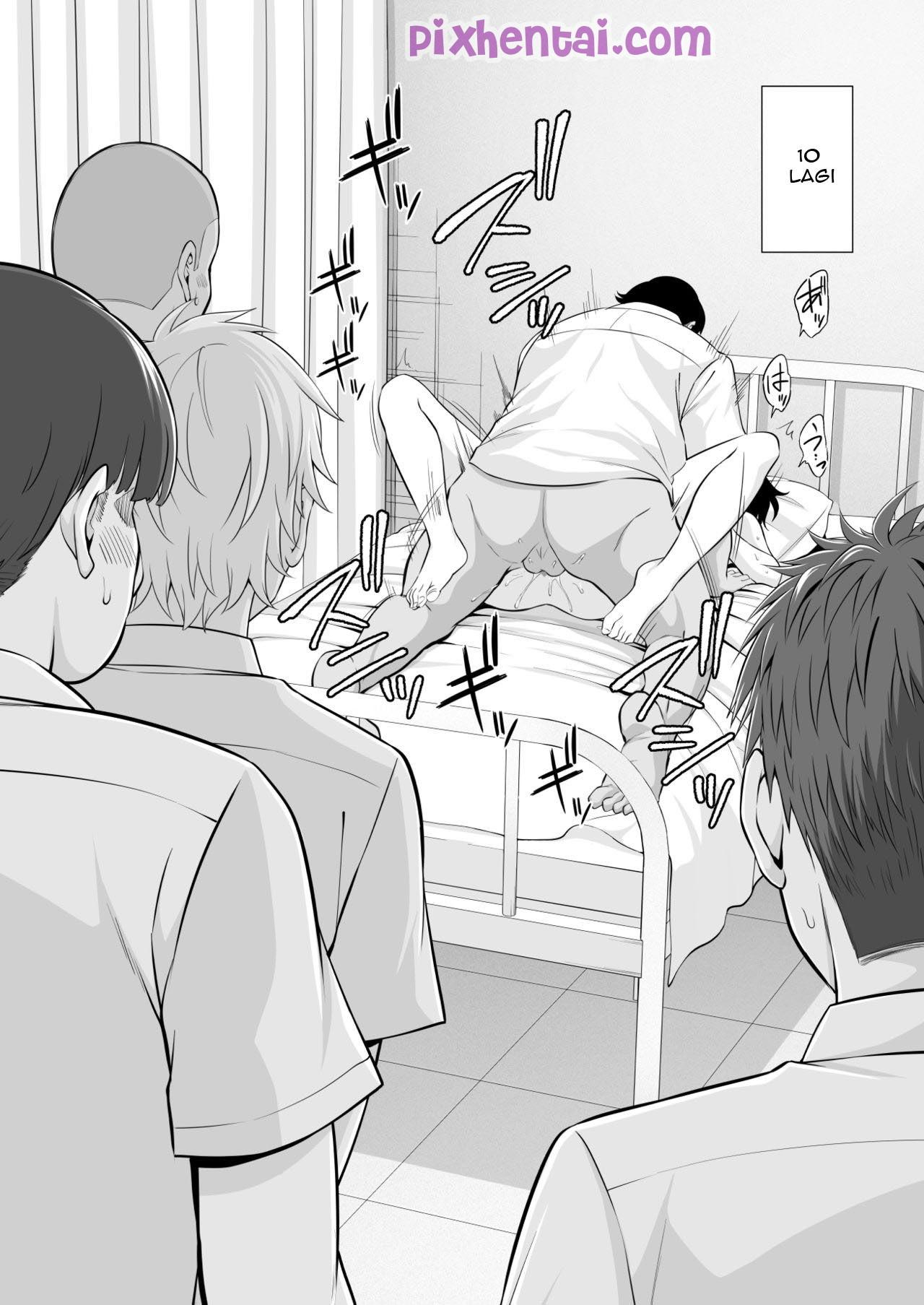 Komik hentai xxx manga sex bokep siswi dientot bergiliran demi beasiswa 36