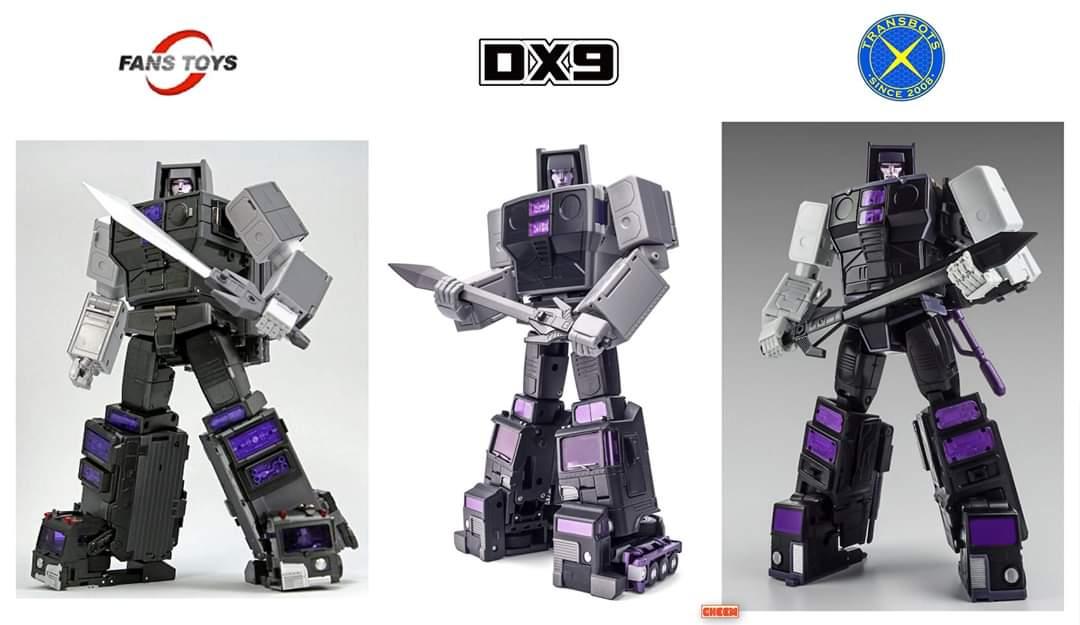 [X-Transbots] Produit Tiers - Jouets Berserkars forme Monolith (MX-XIII à MX-VII) - aka Stunticons forme Menasor/Menaseur - Page 6 DmTUQ4aQ_o