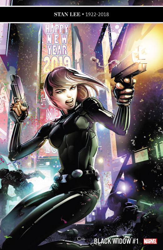 Black Widow Vol.7 #1-5 (2019) Complete