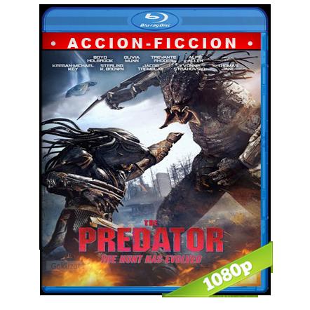 El Depredador Full HD1080p Audio Trial Latino-Castellano-Ingles 5.1 2018