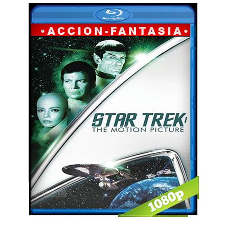 Viaje A Las Estrellas 1 (1979) BRRip Full 1080p Audio Trial Latino-Castellano-Ingles 5.1