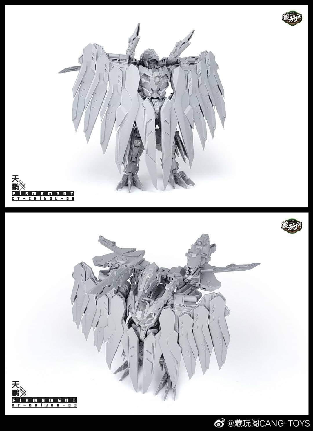 [Cang Toys][Toyworld] Produit Tiers - Thunderking/Chiyou - aka Predaking/Prédaroi (Prédacons) - Page 3 ZjqJVkSy_o