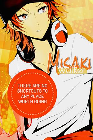 Misaki Walker