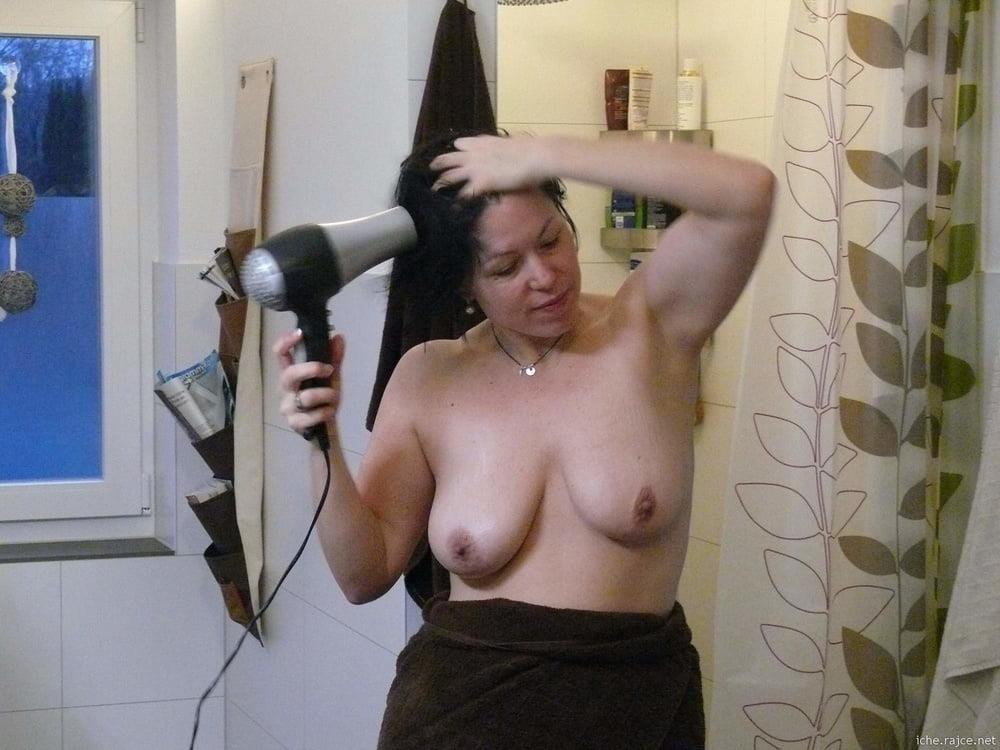 Chubby naked granny-4415