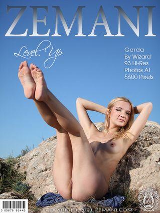 [Zemani.com] 2021.04.09 Gerda - Level. Up [Glamour] [5616x3744, 93 photos]
