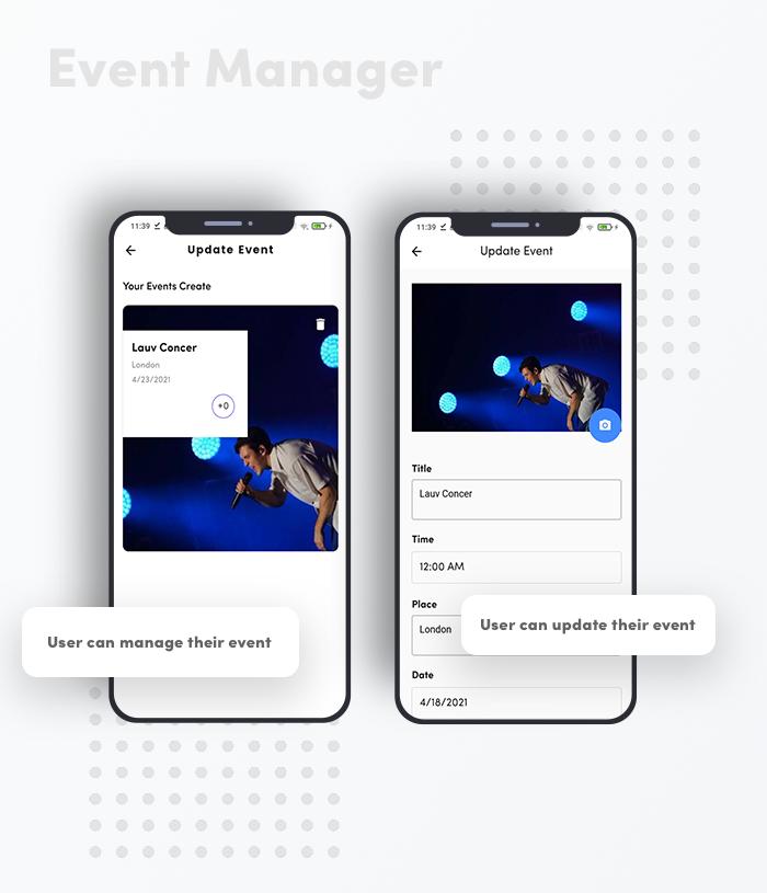 GetEvent - Reserva de eventos Flutter em aplicativos de eventos Flutter - 2