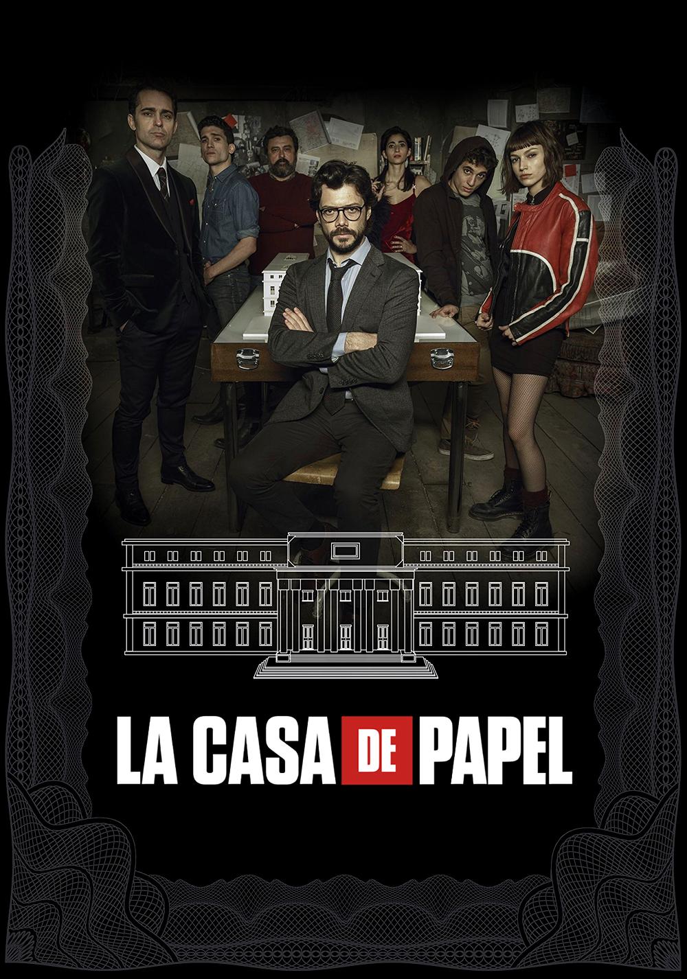 La Casa De Papel (Money Heist) S02 DUAL-AUDIO SPA-ENG 10bit 720p WEBRip