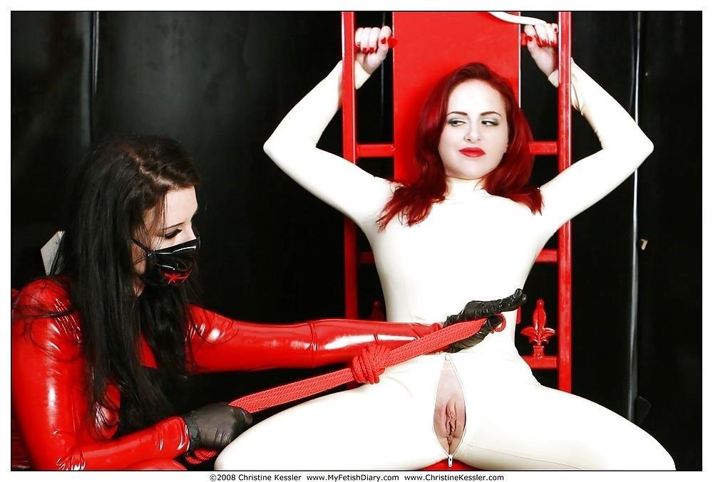Lesbian medical bondage-1422