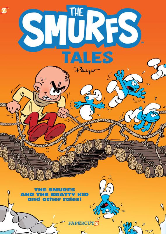 The Smurfs Tales v01 (2021)