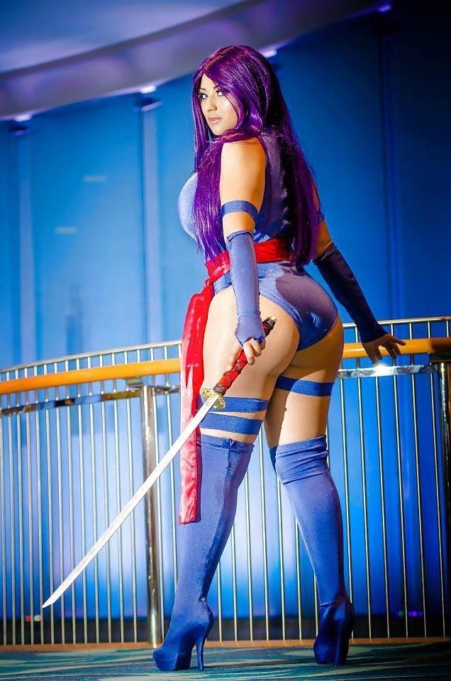 Sexy hot girl cosplay-9133