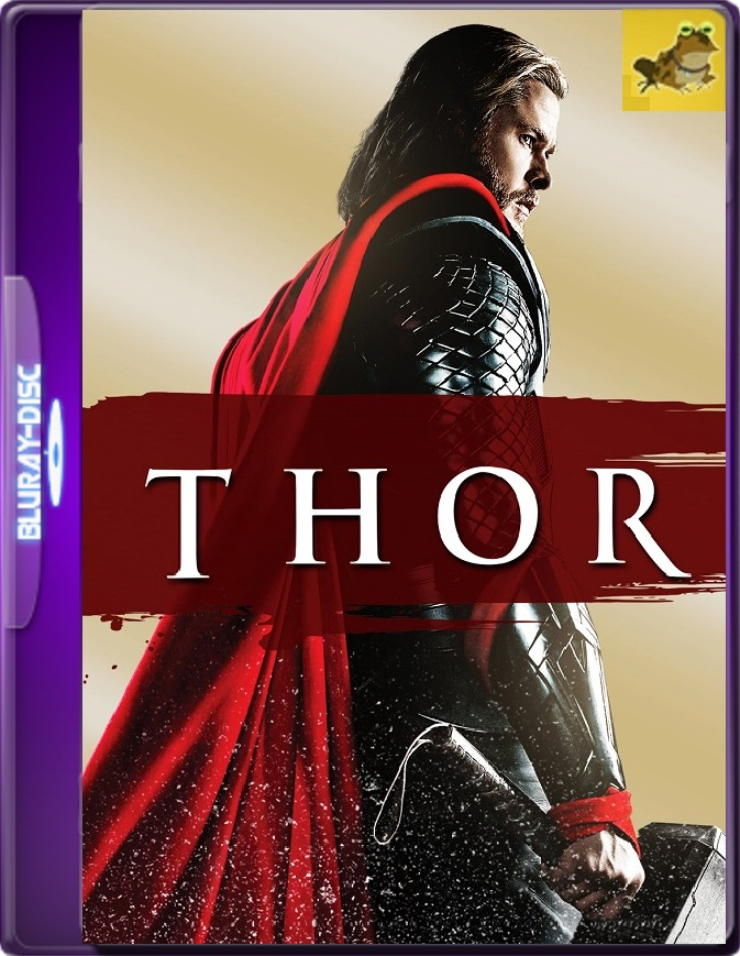 Thor (2011) Brrip 1080p (60 FPS) Latino / Inglés