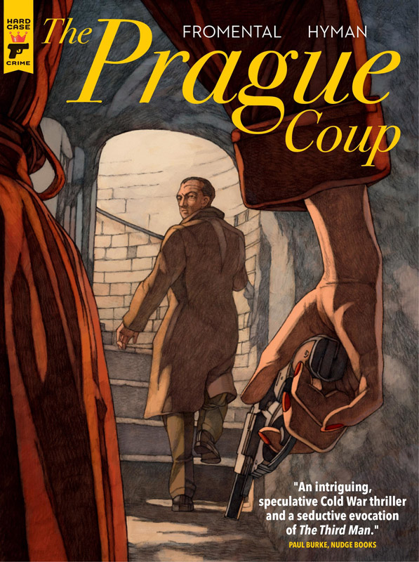 The Prague Coup (2018)
