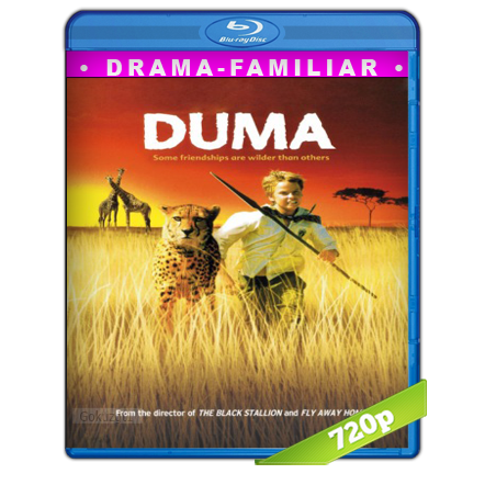 Duma (2005) BRRip 720p Audio Trial Latino-Castellano-Ingles 5.1