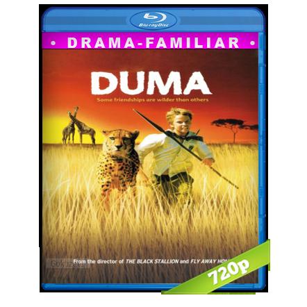 Duma [2005][BD-Rip][720p][Trial Lat-Cas-Ing][Aventuras]