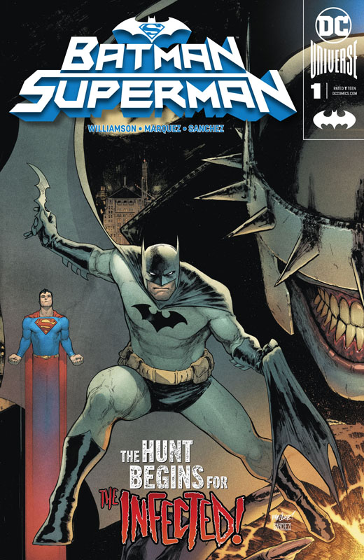Batman - Superman #1-9 (2019-2020)