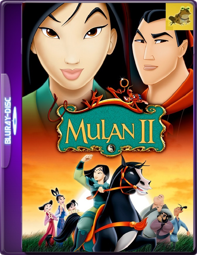 Mulan 2 (2004) Brrip 1080p (60 FPS) Latino