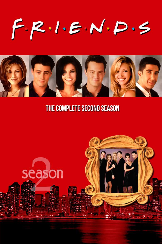 Friends Season2 S02 720p BluRay HEVC