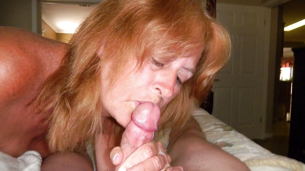 Amateur mature milf blowjob-2638