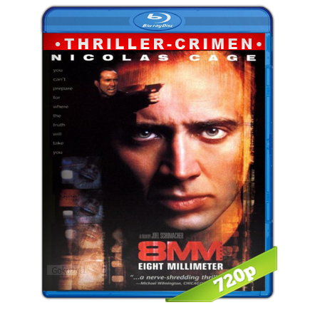 descargar Asesinato En 8mm [m720p][Trial Lat/Cas/Ing][Crimen](1999) gartis