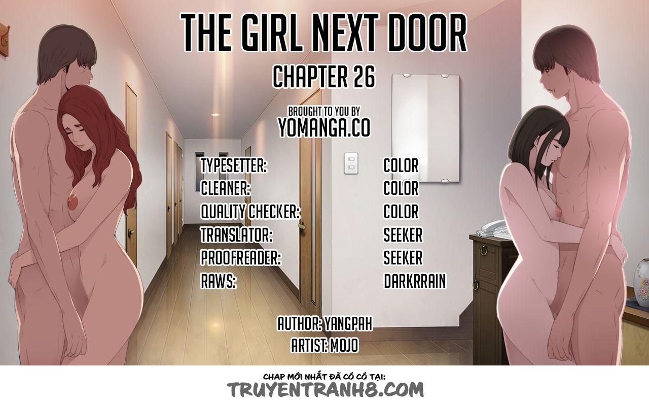 Em Hàng Xóm Chapter 26