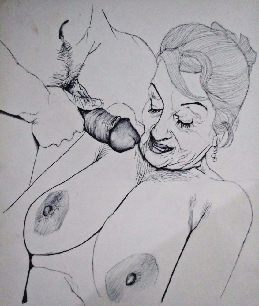 Bisex granny porn-4905