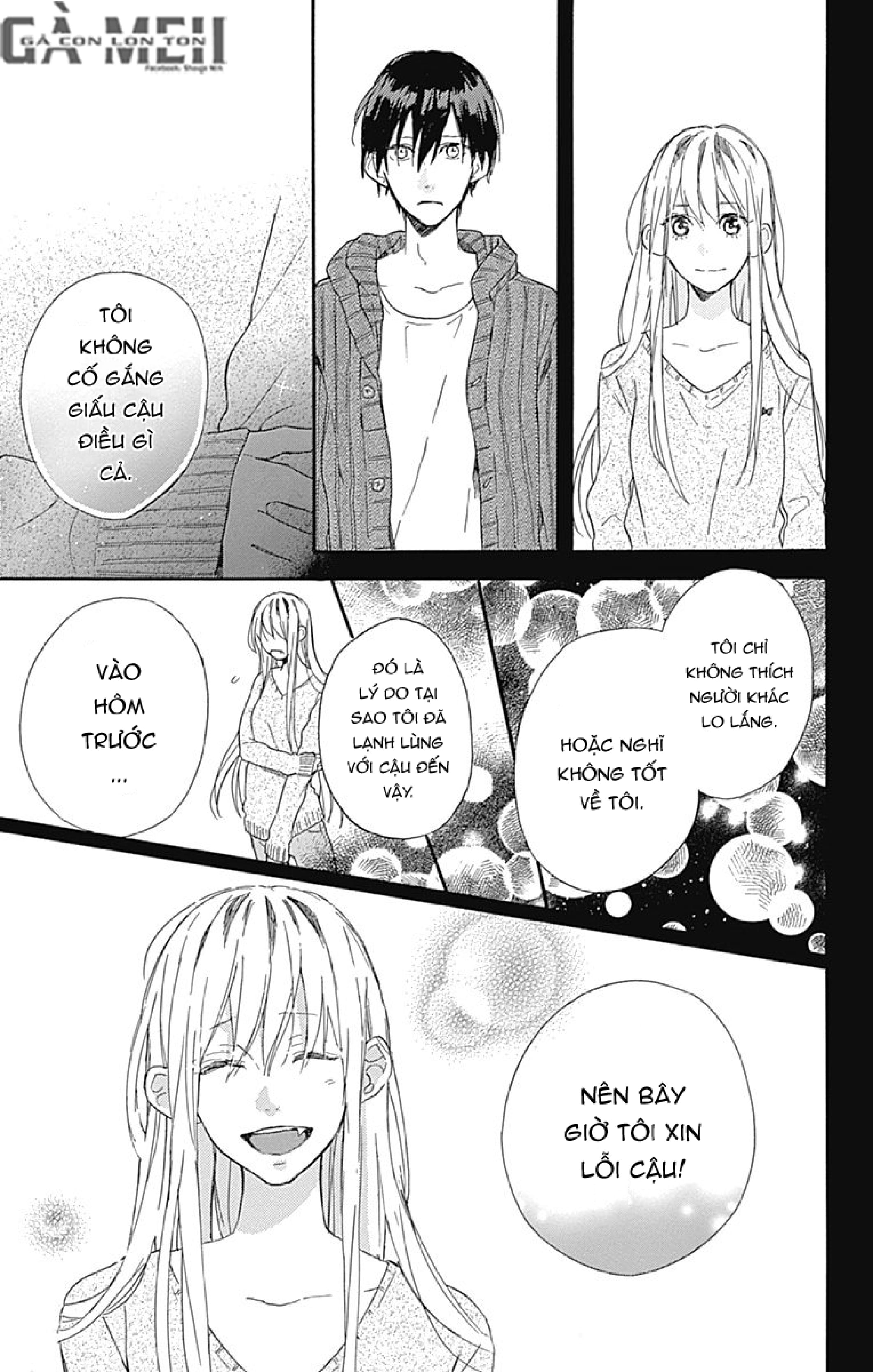 Stella To Mille Feuille chap 3 - Trang 37