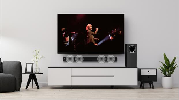 Pheanoo Audio Ltd Supplies D2 Soundbar With Dolby Made To Create Rich, Clear Sounds For Home Theater And Place of Entertainment