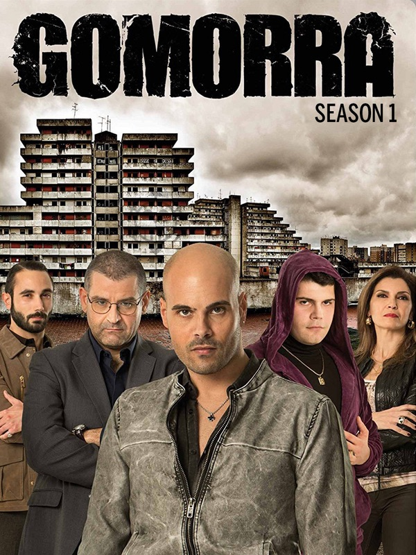 Gomorra S01 MULTi 1080p BluRay HDLight x265-H4S5S