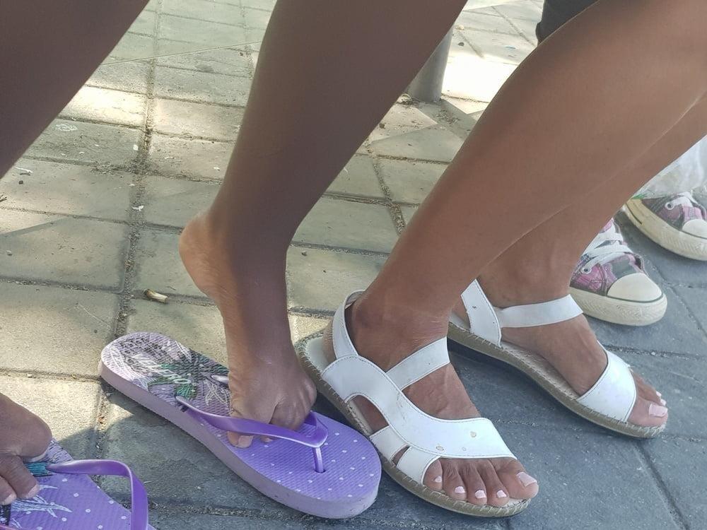Black mom feet porn-3042