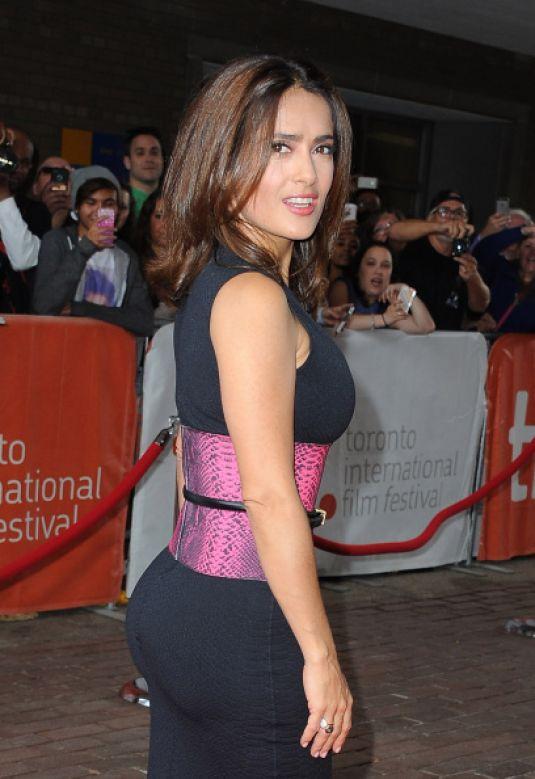 Salma hayek ass