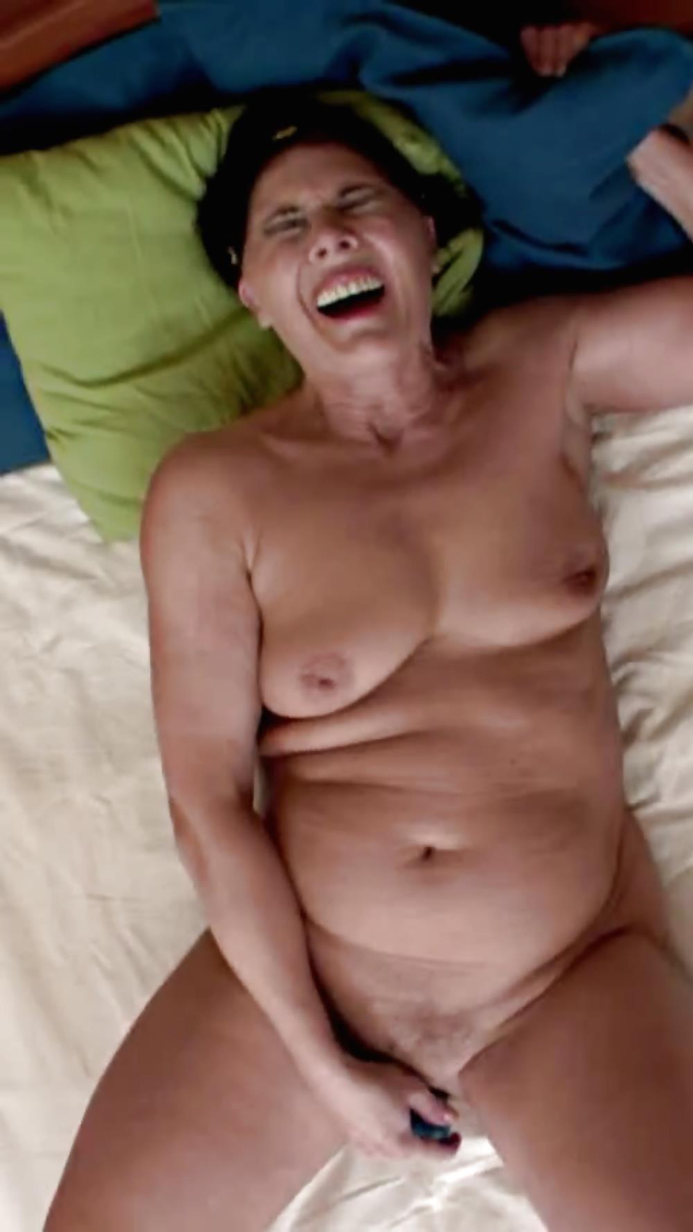 Mature orgasm masturbation-3037