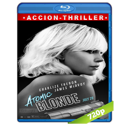 Atomica (2017) BRRip 720p Audio Trial Latino-Castellano-Ingles 5.1