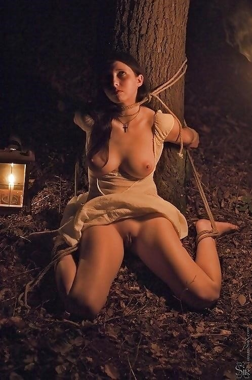 Milf bdsm outdoor-1442