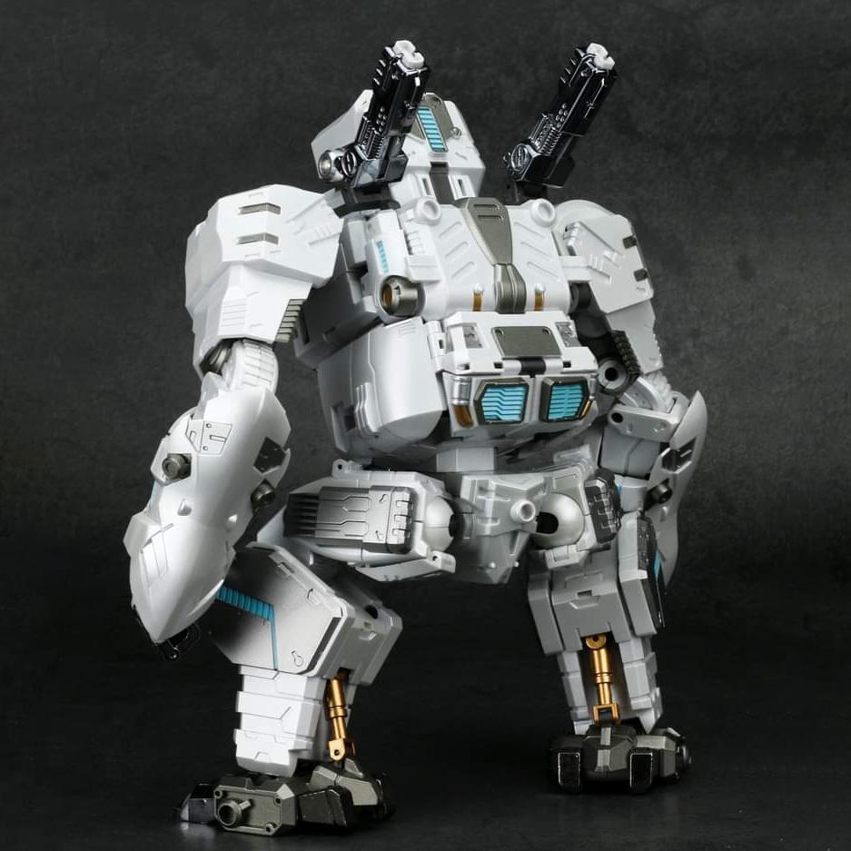 Produit Tiers - Design T-Beast - Basé sur Beast Wars - par Generation Toy, DX9 Toys, TT Hongli, Transform Element, etc - Page 3 DdKuFrP7_o