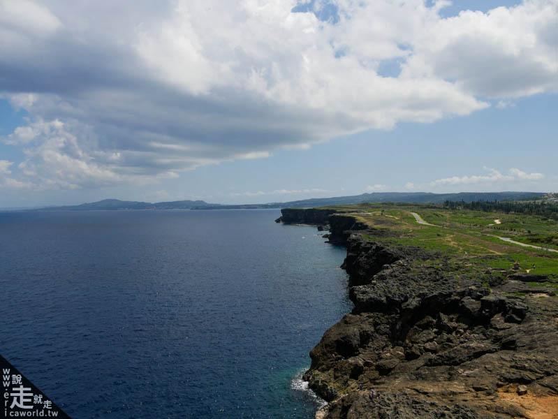 沖繩 殘波岬