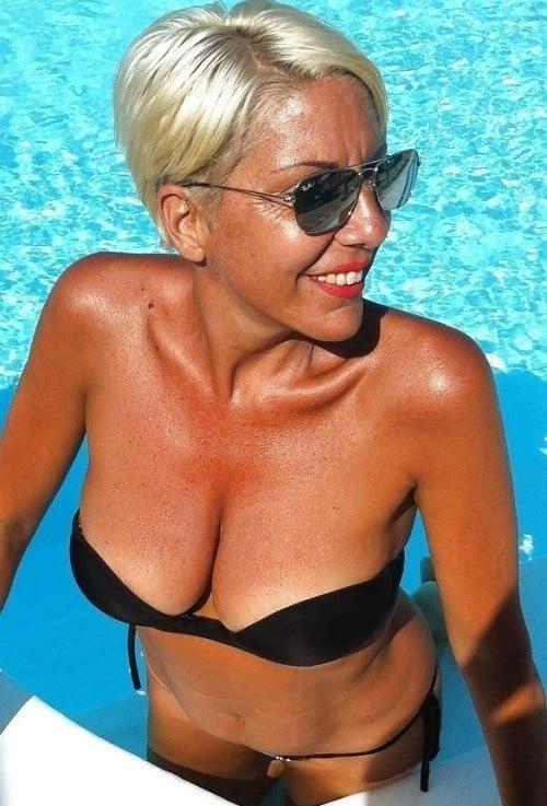 Nude lingerie mature-3402