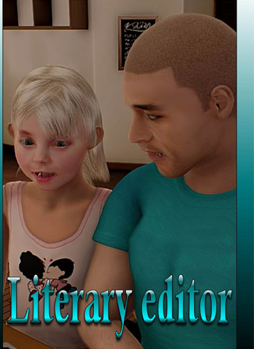 [Kiakiakia] Literary Editor (ch.1, comics, eng)
