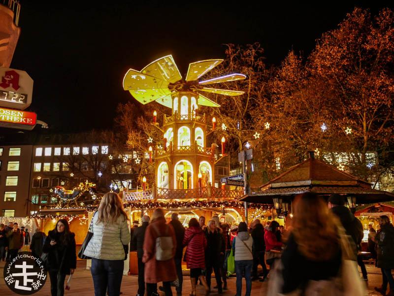 慕尼黑聖誕市集2018