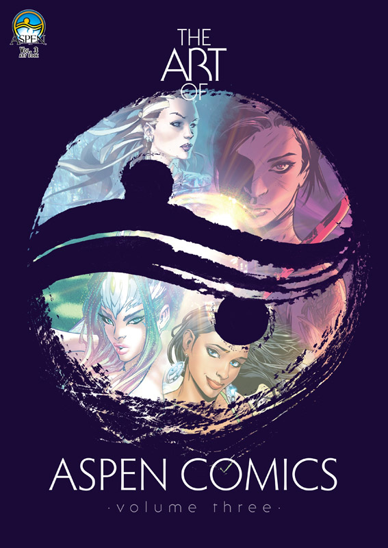 The Art of Aspen Comics v03 (2018)