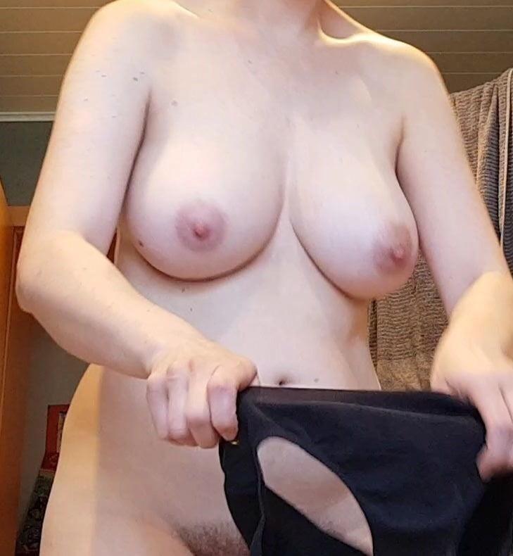 Natural boobs nipples-3336