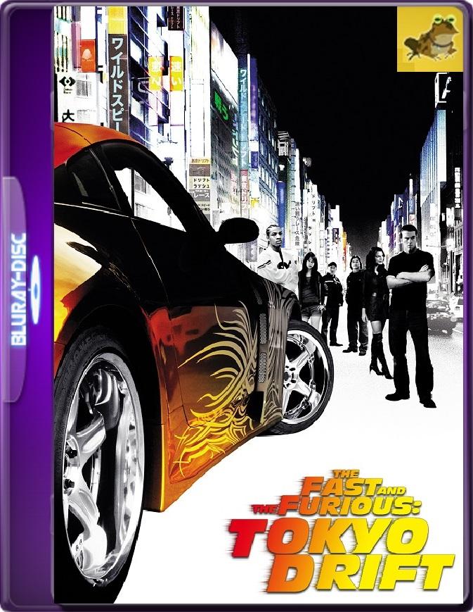 Rápido Y Furioso: Reto Tokyo (2006) Brrip 1080p (60 FPS) Latino / Inglés