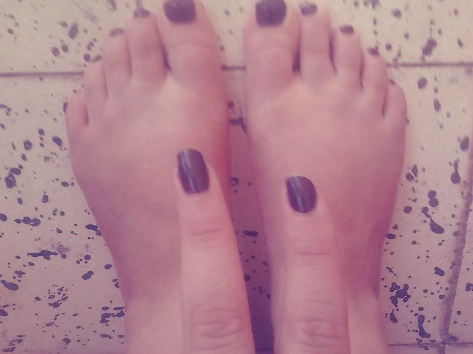 Nylon feet arab-5121