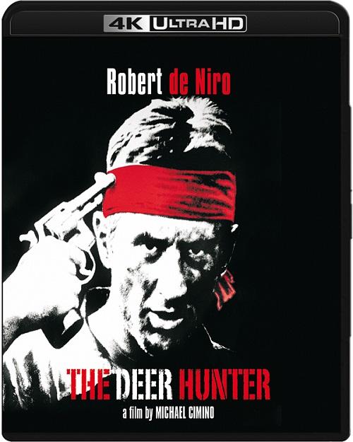 Łowca jeleni / The Deer Hunter (1978) MULTi.REMUX.2160p.UHD.Blu-ray.HDR.HEVC.DTS-HD.MA5.1-DENDA / LEKTOR i NAPISY PL