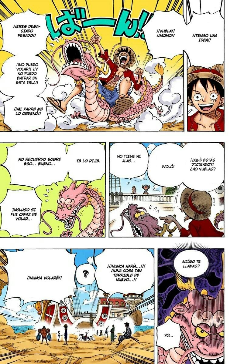 One Piece Manga 700-701 [Full Color] [Dressrosa] XhprKc0S_o