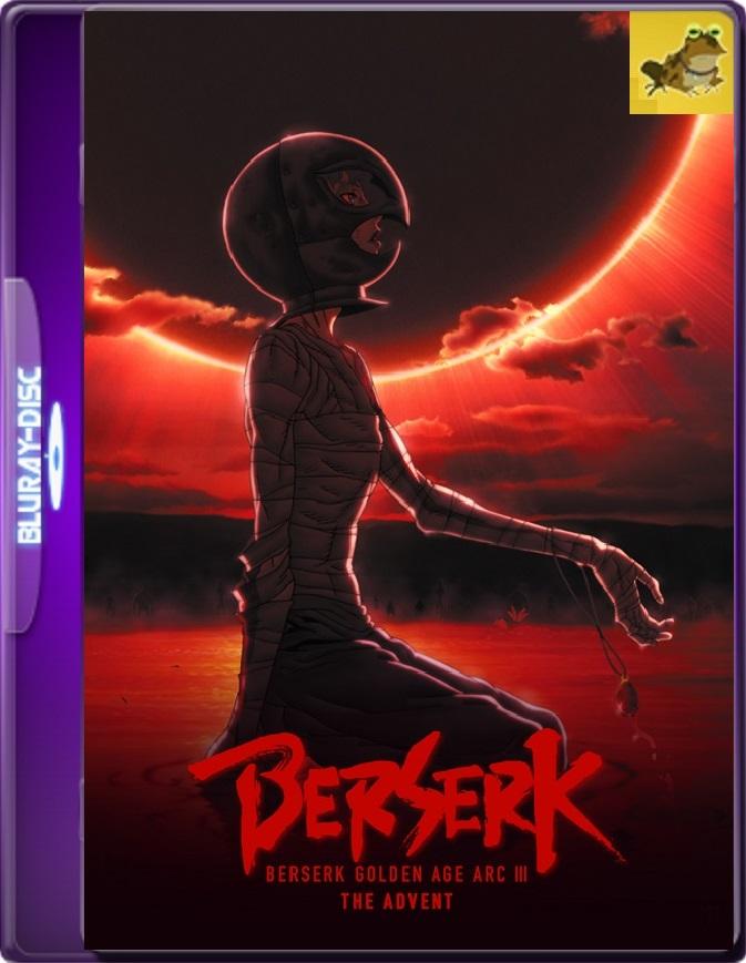 Berserk, The Golden Age Arc III: The Advent (2013) Brrip 1080p (60 FPS) Japonés Subtitulado