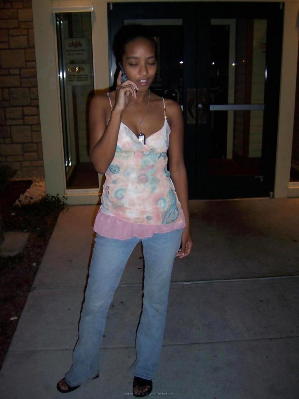 Gorgeous black teen sex-5496