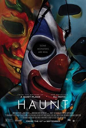 Haunt 2019 DVDRip x264-LPD
