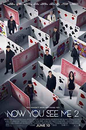 Now You See Me 2 2016 BluRay 720p Telugu+Tamil+Hindi+Eng