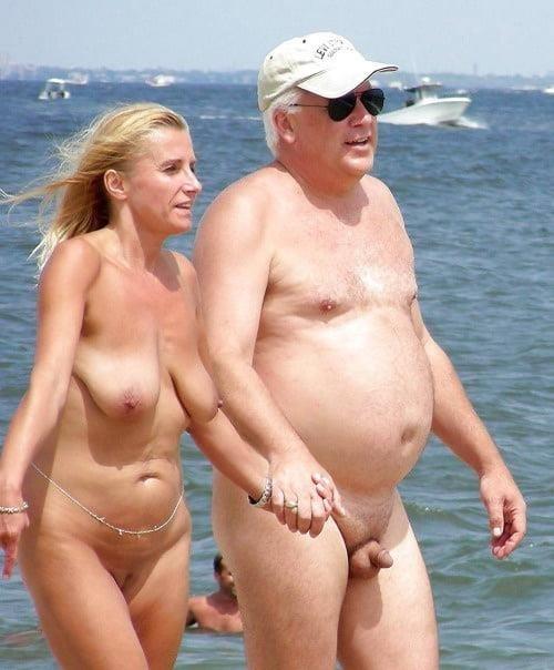 Mature nude beach pic-5603