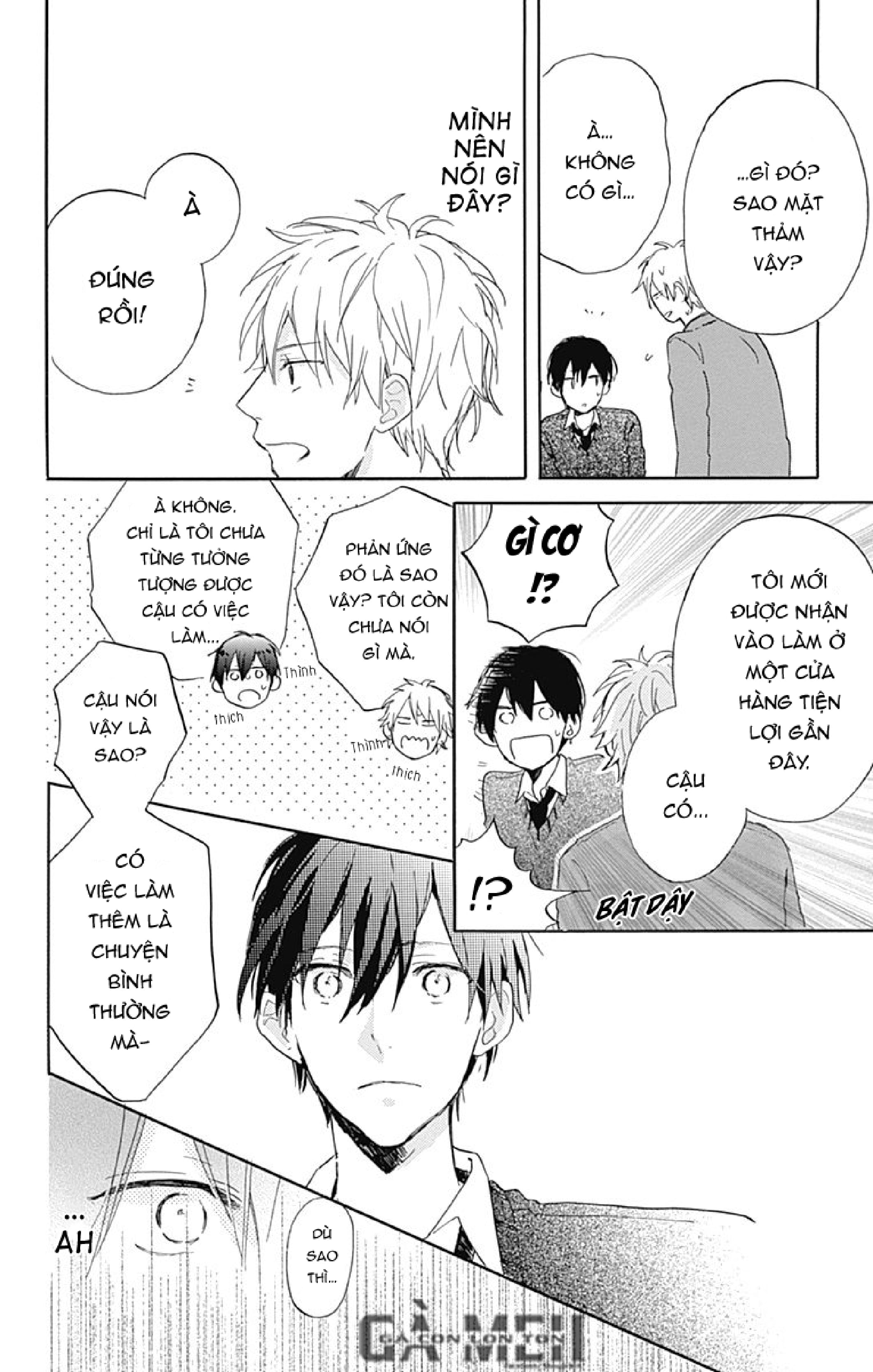 Stella To Mille Feuille chap 3 - Trang 22